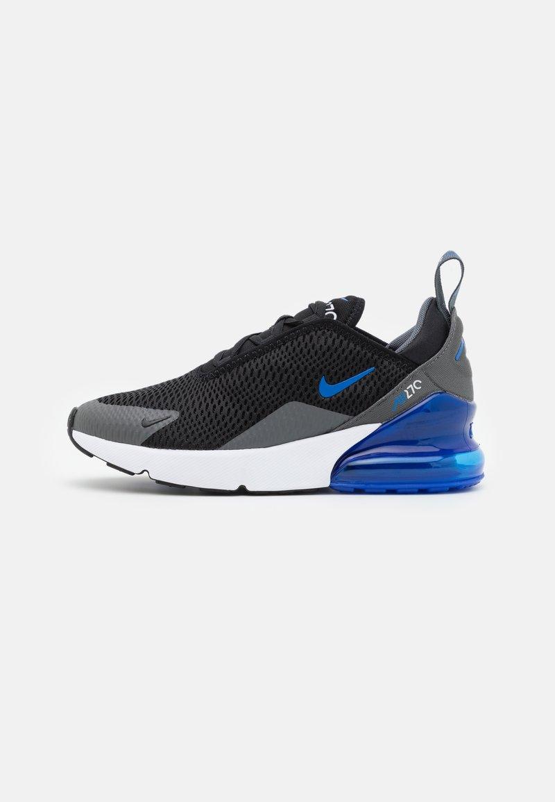 Nike Sportswear - AIR MAX 270  - Tenisky - black/game royal/iron grey/white