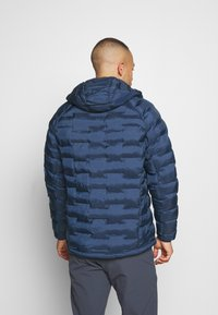 Peak Performance - ARGON HOOD - Winter jacket - blue shadow - 2