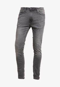 Jack & Jones - JJILIAM JJORIGINAL  - Jeansy Skinny Fit - grey denim - 5