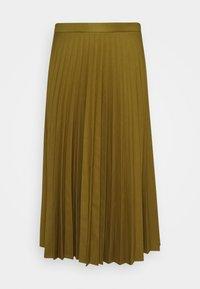 Marc O'Polo DENIM - SKIRT - A-snit nederdel/ A-formede nederdele - plantation - 0