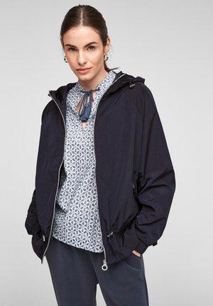 MET VLEERMUISMOUWEN - Summer jacket - navy