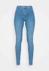 Topshop - CAST JONI - Skinny džíny - blue - 3