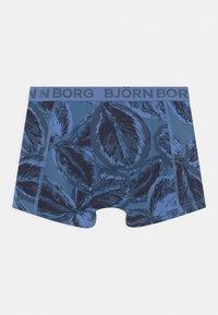 Björn Borg - LEAFY SAMMY 3 PACK - Pants - federal blue - 1