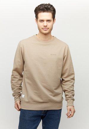 BURWOOD - Sweatshirt - tan
