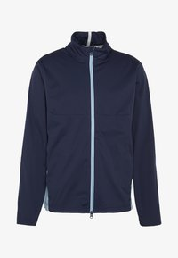 Polo Ralph Lauren Golf - STRATUS UNLINED JACKET - Vodotěsná bunda - french navy/powder blue - 5