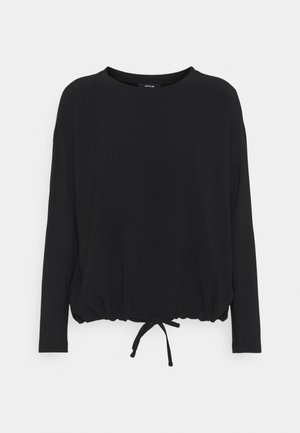 SIKRIT - Long sleeved top - black
