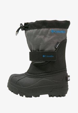 POWDERBUG PLUS II - Zimní obuv - black/hyper blue