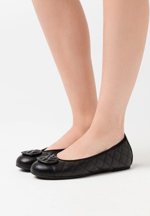 ALMANSA - Ballet pumps - black