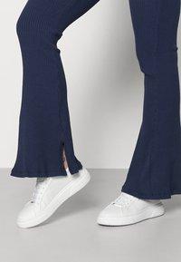 Glamorous Bloom - LADIES FLARES - Spodnie materiałowe - navy - 3