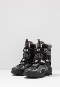 LICO - SAMUEL - Zimní obuv - schwarz/grau - 3