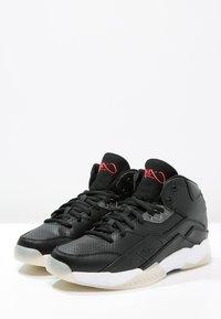 K1X - ANTI GRAVITY - Zapatillas altas - black/white/red - 2