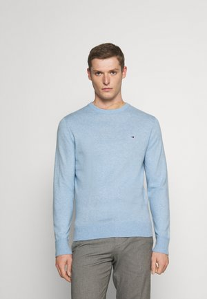 PIMA CREW NECK - Jumper - blue