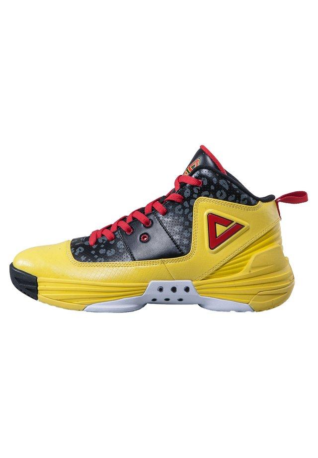Basketball shoes - jaune