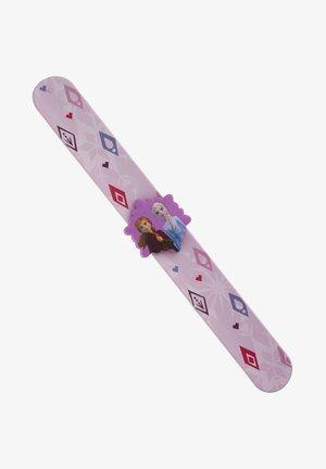 CLICK-CLACK MIT FROZEN ELSA-DESIGN - Armband - lila