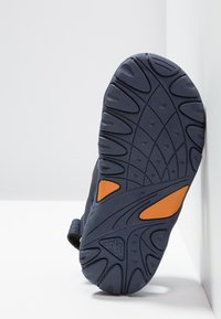 Kappa - EARLY II - Walking sandals - navy/orange - 5