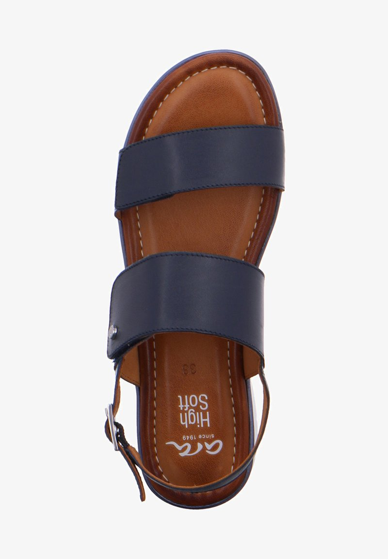 ara - Sandals - blau