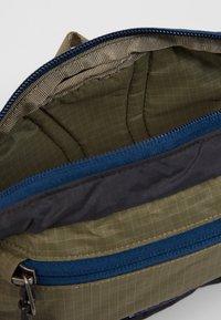 Patagonia - ULTRALIGHT BLACK HOLE MINI HIP PACK - Bum bag - ink black - 4