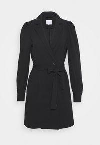 Vila - VIMARY BLAZER DRESS - Cocktail dress / Party dress - black - 0