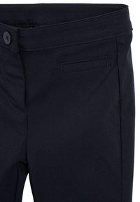Next - NAVY SKINNY STRETCH TROUSERS  - Kalhoty - blue - 2
