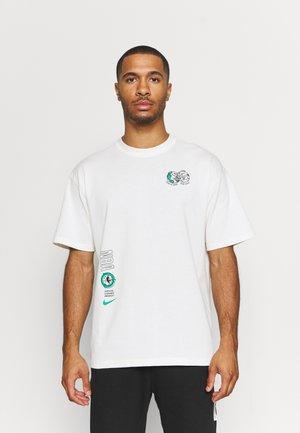 NBA TEAM TEE - T-shirt med print - pure