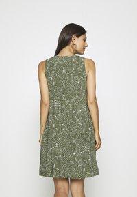GAP - ZEN DRESS - Robe d'été - olive - 2