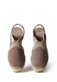 Toni Pons - TONA - Wedge sandals - taupe - 2