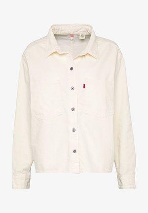 GRACIE SHIRT - Skjorte - ecru