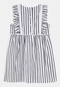 Twin & Chic - MARIEL - Cocktail dress / Party dress - blue/white - 1