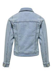 Kids ONLY - Denim jacket - light blue denim - 1