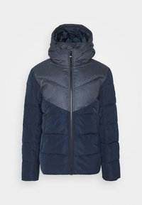 HEAVY PUFFER JACKET - Winter jacket - sky captain blue