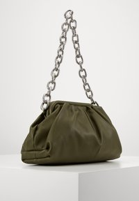 Gina Tricot - AYLIN BAG - Kabelka - dark green - 1