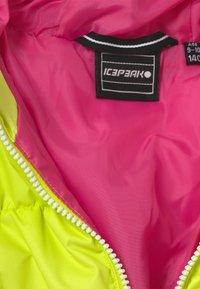 Icepeak - KIANA - Winter jacket - aloe - 4