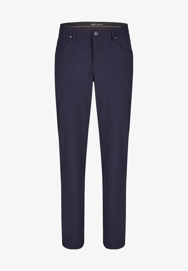 CERAMICA - Suit trousers - marine
