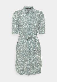 Vero Moda - VMLIVA SHORT SHIRT DRESS - Shirt dress - laurel wreath/liva - 4