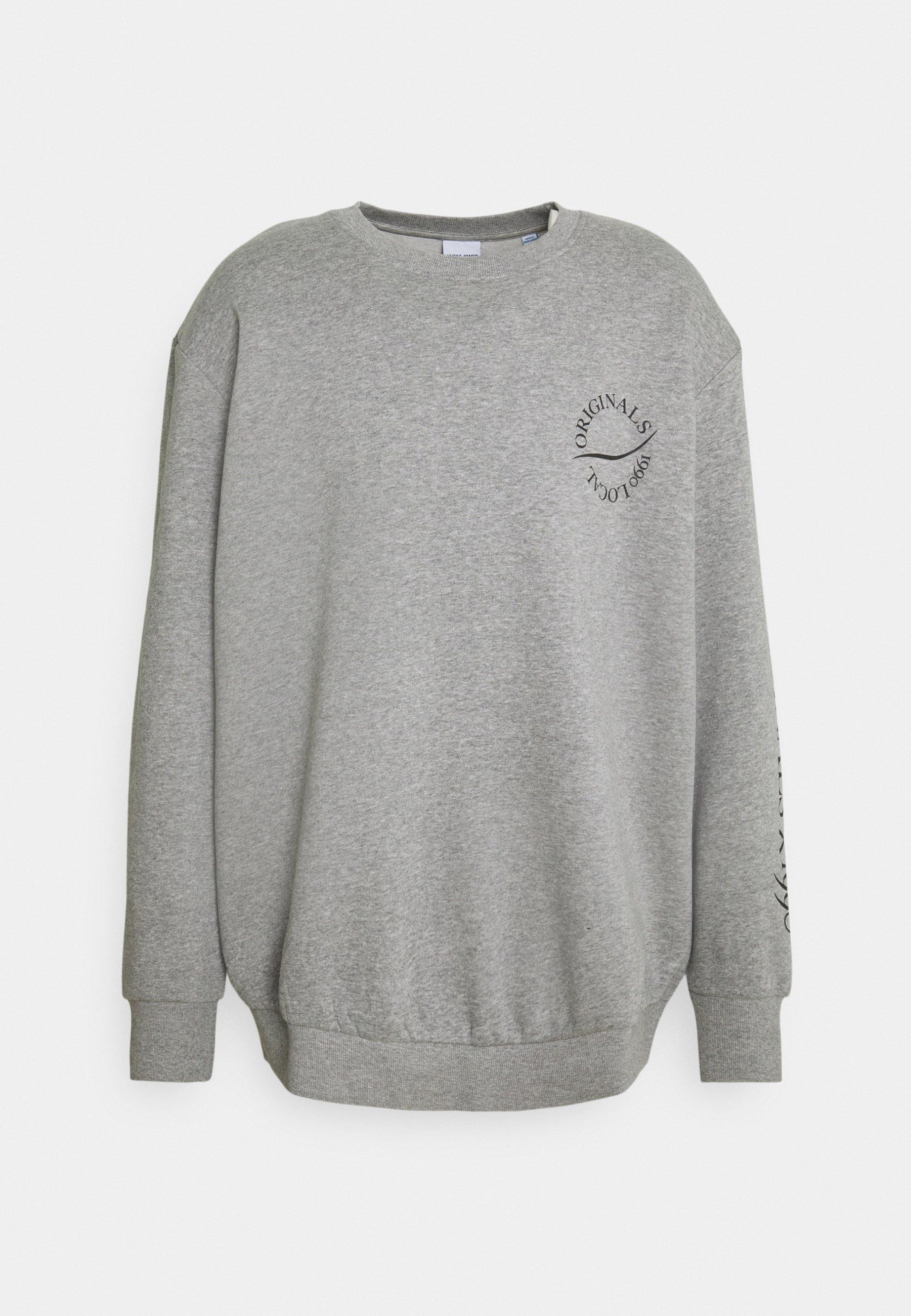 Men JORELIAS CREW NECK - Sweatshirt