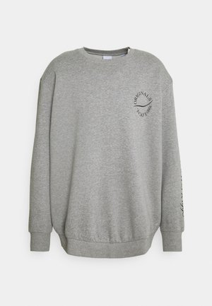 JORELIAS CREW NECK - Sweatshirt - light grey melange