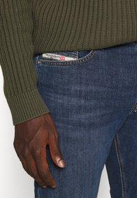 Diesel - D-LUSTER - Jeans slim fit - blue denim - 5