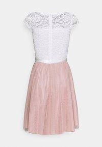 Swing - Cocktail dress / Party dress - peach blush/ivory - 5