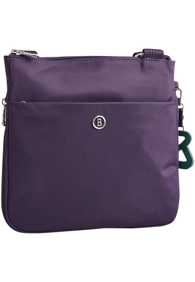 SERENA  - Across body bag - purple