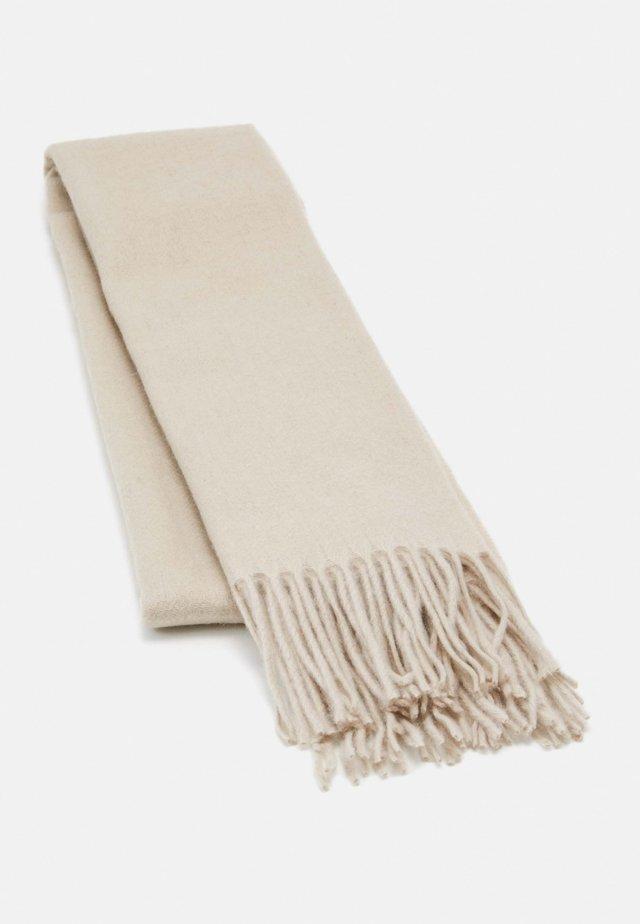 BLEND SCARF - Sjal - sand beige