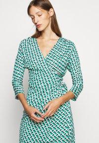 Diane von Furstenberg - ISADORA - Vapaa-ajan mekko - green - 4