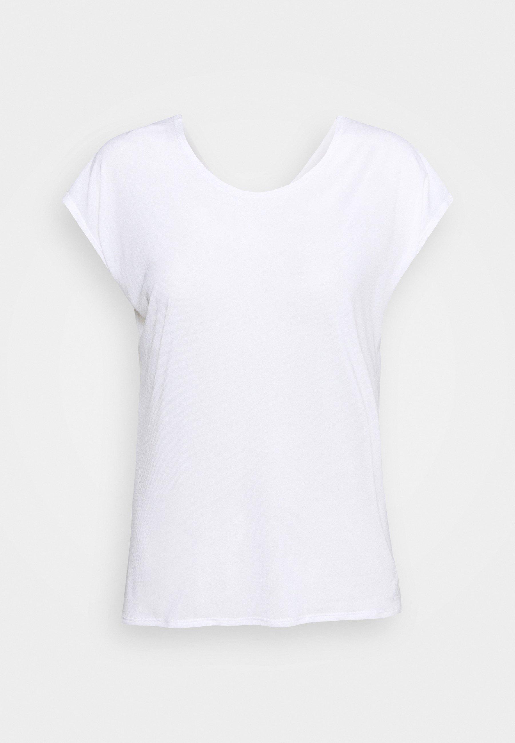 Femme SHORT SLEEVE TECH TEE  - T-shirt imprimé