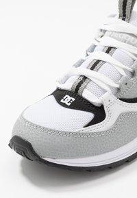 DC Shoes - KALIS LITE - Sneakers - grey/blue/white - 2