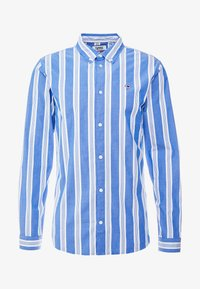 Tommy Jeans - STRIPE SHIRT - Shirt - surf the web - 4