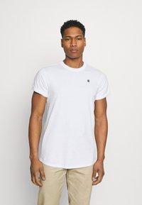 G-Star - LASH 2 PACK - Basic T-shirt - white - 2