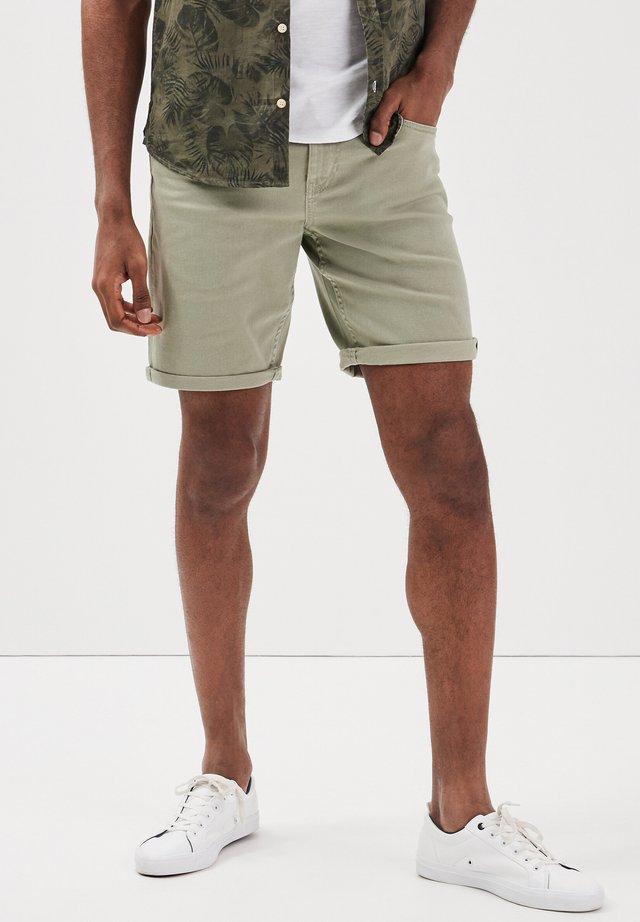 Shorts vaqueros - vert kaki