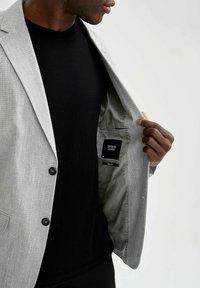 DeFacto - SLIM FIT - Blazer jacket - grey - 2