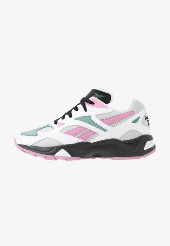AZTREK 96 - Trainers - white/jasmine pink/green slate