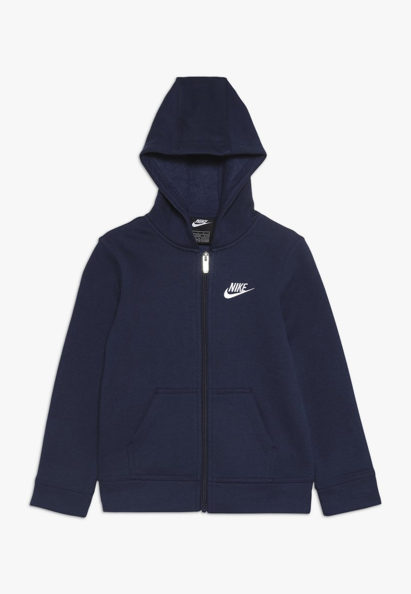 Nike Sportswear - CLUB HOODIE - veste en sweat zippée - midnight navy