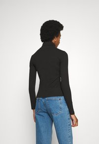 Anna Field - 2 PACK - Langarmshirt - black